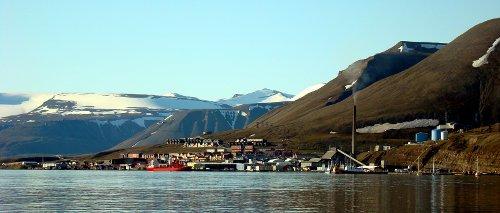 CC Wikicommons Longyearbyen